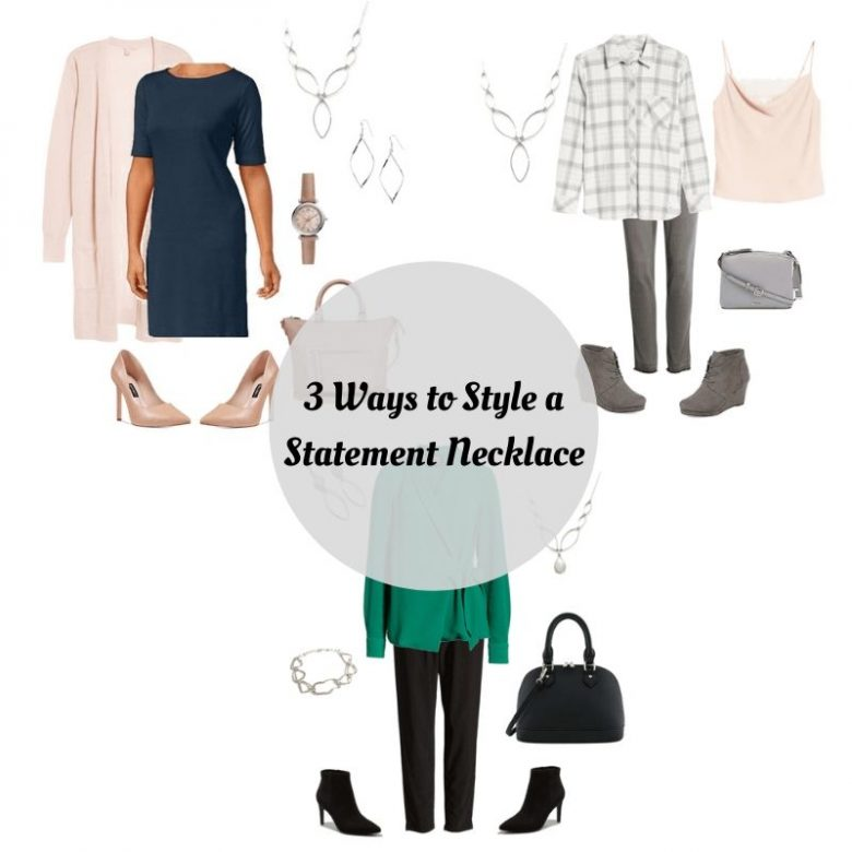 styling ideas, how to wear a statement necklace, holiday outfits, casual outfit