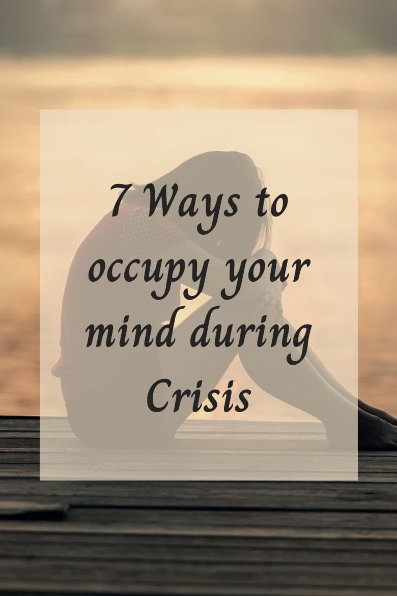 7 ways to occupy your mind, ease stress