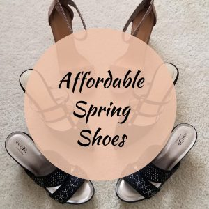 Spring Shoes for women over 40