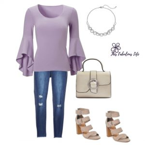 Spring Outfit for women over 40, styling tips