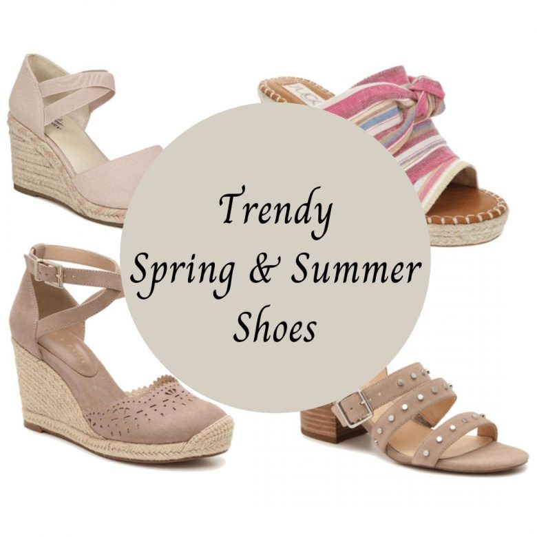 Trendy Spring and Summer Shoes for Women over 40
