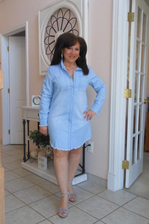 Shirt dresses, affordable fashion