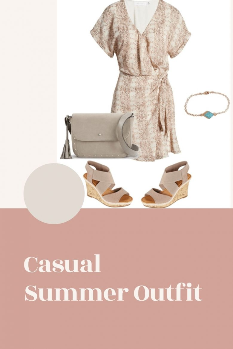Affordable Summer outfit for women