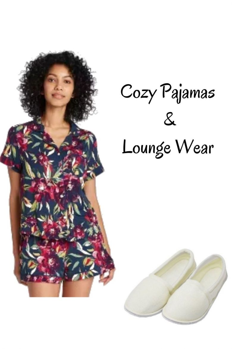 pajamas and lounge wear for women