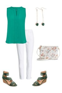 Summer outfit for women