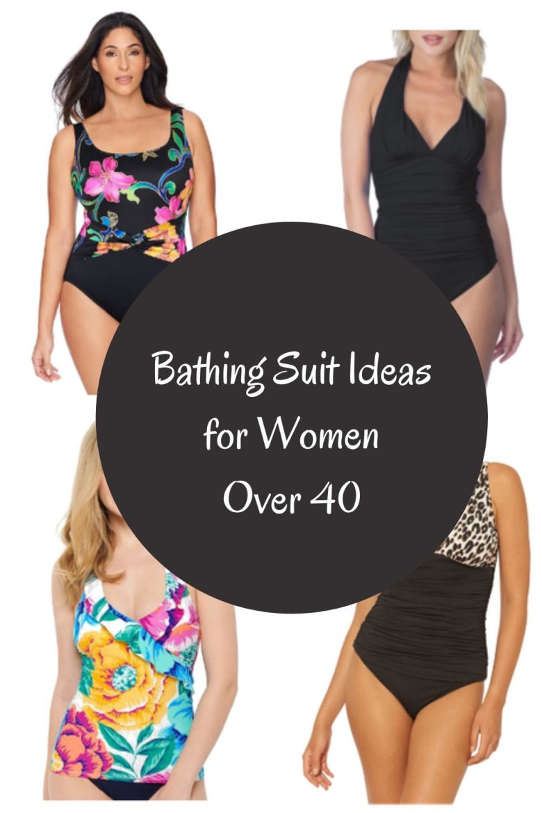 swim wear for women over 40