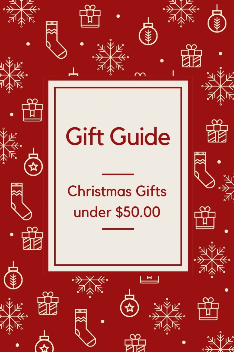 Christmas gifts under $5.00